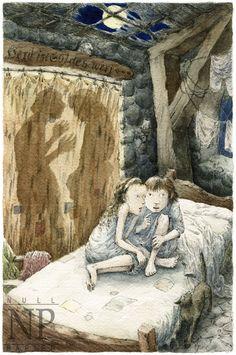 Gebrüder Grimm, Hansel Y Gretel, Strange Magic, Moon Magic, Magic Words, Folklore, Mythology, Illustrators, Fairy Tales