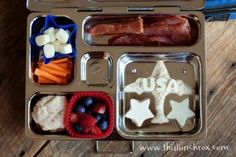 Sometimes parents have to get creative to get kids to eat better food. These healthy lunches are sure to keep both kids and parents happy. Healthy Lunches For Kids, Healthy Food Options, Lunch Snacks, Kids Meals, Lunch Box, All You Need Is, Kids Packed Lunch, Bento Recipes, Kid Friendly Meals