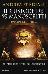 IL CUSTODE DEI 99 MANOSCRITTI download PDF gratis italiano