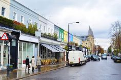 Westbourne Grove, Notting Hill London