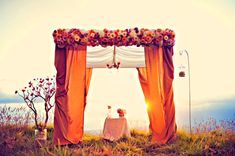 Wedding Arch Canopy.