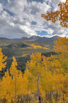 Bierstadt Lake Trail, Rocky Mt. National Park, Colorado