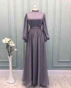 Hijab Prom Dress, Hijab Evening Dress, Hijab Style Dress, Modest Fashion Hijab, Modern Hijab Fashion, Muslim Dress, Abaya Fashion, Muslim Fashion, Dress Outfits
