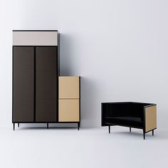Le créateur et designer français José Lévy imagine une collection de mobilier…