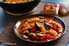 Turkmen Summer Vegetable Stew Batyrma