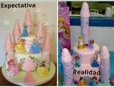 Wall E, Cake Disasters, Bad Cakes, Hedgehog Cake, Peacock Cake, Belle Cake, Little Mermaid Cakes, Christmas Tree Cake, Expectation Reality