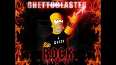 DJ GHETTOBLASTER - I wanna Rock (wwsh117 http://www.linaudible.com/2013/11/23/wwsh117/)