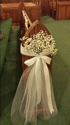 Simple and sweet Linda Miller, Wedding Stuff, Wedding Ideas, Weddings, Deco, Simple, Sweet, Flowers, Wedding