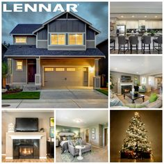 Tis' the night before Christmas so feel free to ROAM.. through the halls and the rooms of your new Lennar HOME!! #Lennar #merrychristmas