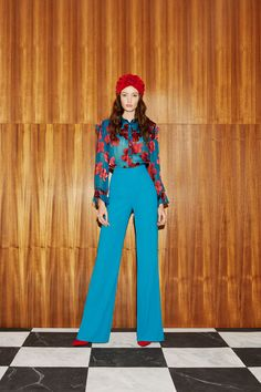 Alice + Olivia Resort 2019 New York Collection - Vogue