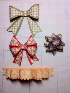 Melanie does a great tutorial on using the 3D Bows cartridge in the CCR! Love that cartridge!
