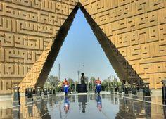 Sadat Memorial Nasr City - Cairo