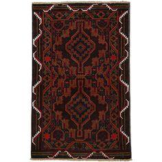 Beludj Kundi - csomózott afgán szőnyeg - O 55394.9