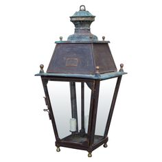 1stdibs | Late 19thC/Early 20thC French Lantern