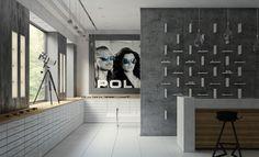 it - Gallery Rendering Engine, Autodesk 3ds Max, 3d Studio, Lighting Design, Retail, Gallery, Image, Light Design, Roof Rack