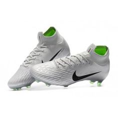 e02134796f2 Nike Mercurial Superfly VI Elite FG 2018 World Cup - Silver Black