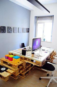 Fun DIY Pallet Ideas - 30 Pics
