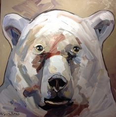 Taxana #MartaMilossis Les Oeuvres, Painting, Bears, Paintings, Draw, Drawings