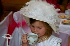 victorian tea party 27 by TravelingTParty, via Flickr