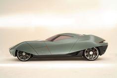 2008 Bertone Alfa Romeo BAT 11