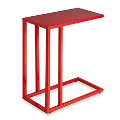 Studio 3B C Table in Red $39.99