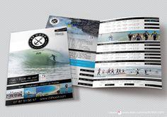 Brochure / dépliant 2 volets - 4 pages de l'école de surf 29 Hood www.29hood.com  • Création et conception IKEN Communication www.iken-communication.com  #affiche, #poster, #flyer, #brochure, #neon, #fluo, #pantone, #surf, #bodyboard, #SUP, #standuppaddle, #marketing, #surfschool, #surfclub, #ancre, #anchor, #hipster, #29hood, #finistere, #bretagne, #brittany, #bigouden, #Penmarch, #flash, #print, #graphic, #design, #ocean, #surfcamp, #toutcommenceenfinistere, #marqueBretagne