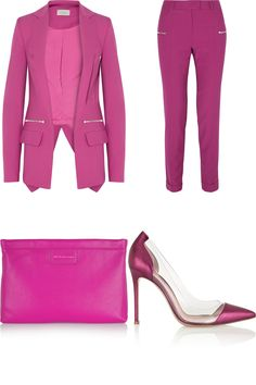Trend Report: Bright Pink