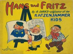 Hans and Fritz #1 (Issue)