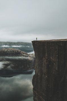 Life on the Edge // Garrett King