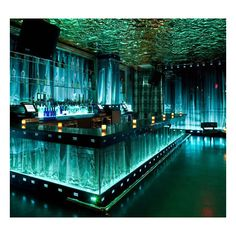 Vanity nightclub at Hard Rock Hotel Casino, Las Vegas interior design featuring polyvore, rooms, backgrounds, house, places and photos