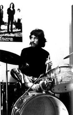 HIS TURTLENECKS !!! Drummerworld: John Densmore