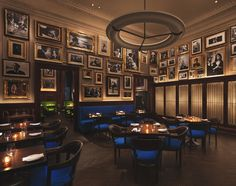 London's Groucho club Soho redesigned