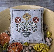 Beehive Needleworks - Sunflowers and Acorns