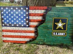 Vintage Wedding Shower Invitation with Photo Army Crafts, Military Crafts, Military Signs, Military Mom, Army Mom, Army Girlfriend, American Flag Drawing, American Flag Painting, American Flag Pallet