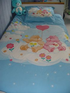 Les bonheurs de Sophie - Powered by Site Organizer & Services Pastel Bedroom, Deco Kids, Cute Room Ideas, Age Regression, Kawaii Room, Aesthetic Room Decor, Care Bears, Bedroom Inspo, My Room