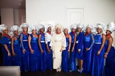 Chateau Crystale Traditional Nigerian Wedding by RHphotoarts
