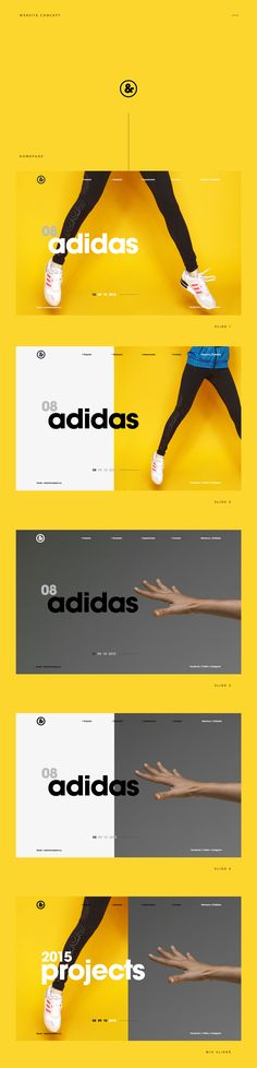 This project is a concept for a visual design studio who focused on the…