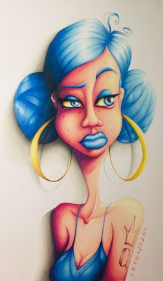 Expresiones faciales  #art #portfolio #myartstyle #drawing Drawing, Facial Expressions, Colors, Drawings, Paint, Draw