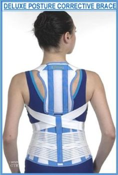 Prolineonline Deluxe Posture Brace & Back Lumbar Support Combined Size = Large by Prolineonline. $95.90. Designed To Provide Excellent Posture Control By Pulling The Shoulders Back To Straighten The Spine Without Discomfort.. Helps With Encouraging The Shoulders And Back To Remain In A Posture Corrective Position, Suitable For Both Women And Men. This Deluxe Posture Corrective Brace Is Unique In Design As It Allows The User To Adjust The Length Of The Upper Back Support To S...