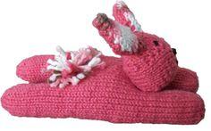 Floppy Bunny Knitting Pattern