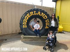 Find out about our visit to Diggerland Construction Theme Park!
