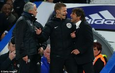 Monday night felt like the moment when Antonio Conte banished the ghost of Jose Mourinho