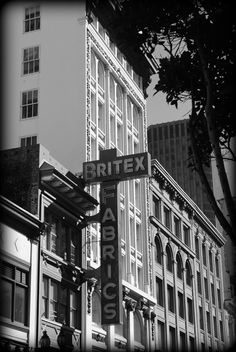 San Francisco - This was a neat place, near Union Square and close to Betsey Johnson's store.