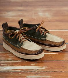 Based in Hermosa Beach, California each piece of Yuketen footwear is hand-made in the United States by Yuki Matsuda and his team of artisans.