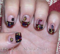 Tetris! Brilliant.