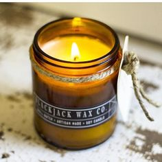 We're burning the scent 'Spanish Moss' by southern maker @blackjackwaxco in the storefront today. Its filling the air with an enchanting fusion of herbs oak and natural sage a perfect forest scent.  We're open till 7 pm for your last minute Father's Day gifts. #theZenSucculent  #candle #durhamnc #burntime #ModernPlantStyle #theZenSucculent