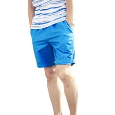 Casual Cotton Shorts - Various Colors