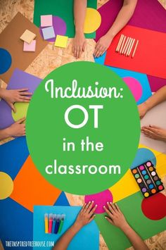 The Inspired Treehouse - Learn how and why to provide OT services in the…