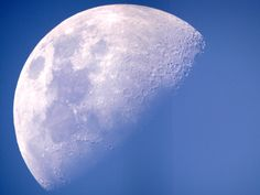 Image result for moon at day