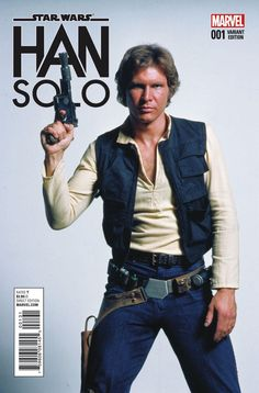 Han Solo #1, la preview